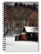 In Winter Spiral Notebook