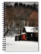 In Winter Spiral Notebook