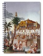 Inca Native Indians Spiral Notebook