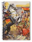 Incas Spiral Notebook