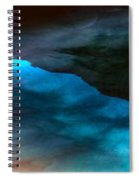 Incoming Silence Spiral Notebook