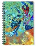 Incursion Spiral Notebook