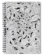 Incursion Spiral Notebook