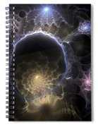 Indefinable Expressions Spiral Notebook