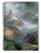 Index Peak Spiral Notebook