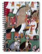 India: Military Festival Spiral Notebook