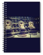 India Spiral Notebook