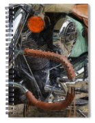 Indian Chief Vintage Ll Spiral Notebook
