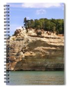 Indian Head Rock Spiral Notebook