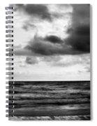 Indian Ocean 1 Spiral Notebook