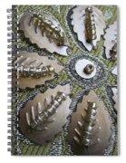 Indian Pillow Spiral Notebook