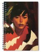 Indian Ricardo 1916 Spiral Notebook