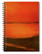 Indian River Reminiscence Spiral Notebook