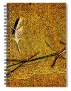 Indian Summer Zen Spiral Notebook
