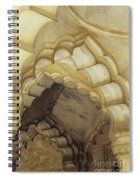 Indian Temple Arches Spiral Notebook