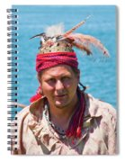 Indian Vii  6681 Spiral Notebook