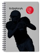 Indiana Football Spiral Notebook
