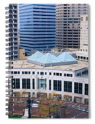 Indianapolis, Indiana Spiral Notebook
