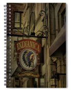 Indianica Montreal Spiral Notebook