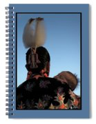 Indigenous Mother Spiral Notebook