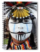 Indigenous People Canada 3 Spiral Notebook