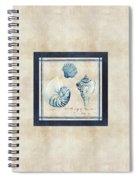 Indigo Ocean - Song Of The Sea Spiral Notebook