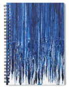 Indigo Soul Spiral Notebook