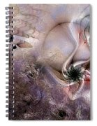 Individuation Contravened Spiral Notebook