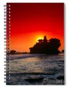 Indonesia, Bali Spiral Notebook