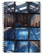 Indoor Pool Spiral Notebook
