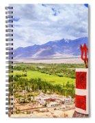 Indus Valley Spiral Notebook