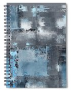 Industrial Abstract - 10t Spiral Notebook