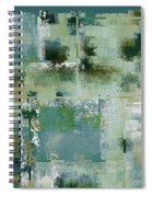 Industrial Abstract - 17t Spiral Notebook