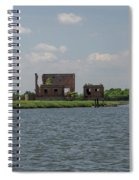 Industrial Banks Of The Charleston Harbor Spiral Notebook