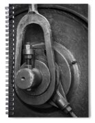 Industrial Detail Spiral Notebook