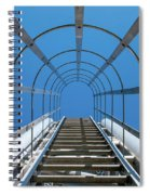 Industrial Ladder Spiral Notebook