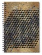Industrial Spiral Notebook
