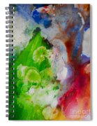 Industrial Rain Spiral Notebook