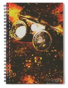 Industry Of Artistic Creations Spiral Notebook