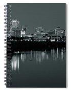 Indy Gray Spiral Notebook