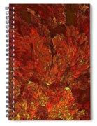 Inferno-3 Spiral Notebook