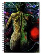 Infinite Landscape Spiral Notebook