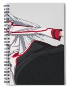 Infinite Stratos Spiral Notebook