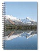 Infinity Dream Spiral Notebook