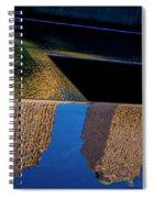 Infinity Pool 1 Spiral Notebook