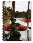 Infinity Pool Spiral Notebook