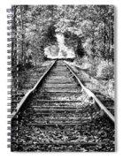 Infinity Train Spiral Notebook