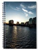 Influential Light Spiral Notebook