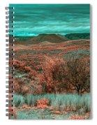 Infrared Arizona Spiral Notebook