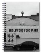 Inglewood Food Mart Spiral Notebook